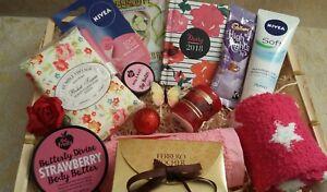 Image Is Loading LADIES Christmas Gift HAMPER BirthDAYGIFT MUM FRIEND SISTER