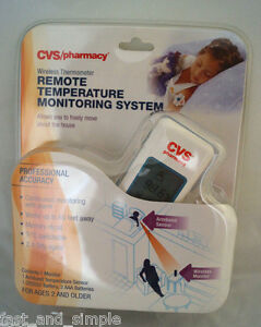 Cvs Remote Temperature Monitoring System 50428161920 Ebay