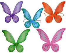 Assorted TINKERBELL WINGS~6wings~DRESS UP COSTUME WINGS