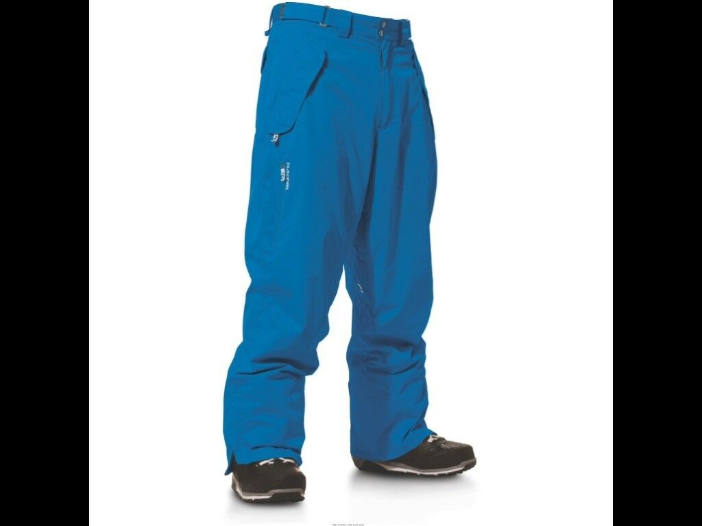 BNWT 100% Auth Dakine,  Mens RPM Cobalt bluee Snowboard   Ski Pants. XL