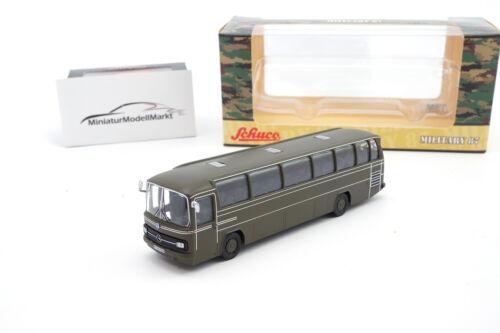 1:87 #452642500 Bundeswehr Schuco MB O302 Bus