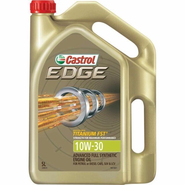 Castrol EDGE Engine Oil 10W-30 5 litre
