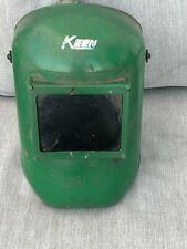 Tigerhood Welding Helmet Hood 990 3c Keen Mask Thermoplastic