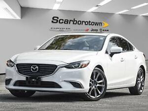 2017 Mazda 6 GT HUD|NAV|Sunroof|Leather|Bluetooth|Rear Camera