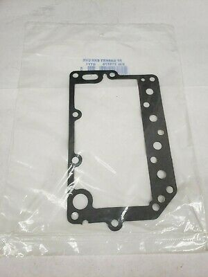 Genuine OMC Johnson Evinrude Exhaust Cover Gasket #314822 New