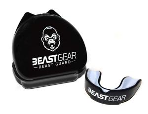 Kickboxen Beast Gear Mundschutz Zahnschutz Judo Rugby Karat MMA Für Boxen