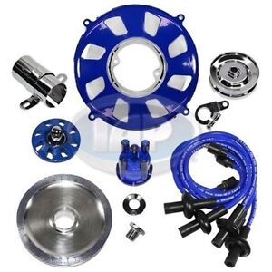 Details about Engine Super Show Kit/ Dress Up Kit BLUE w/Pulley VW Bug Dune  Buggy Beetle