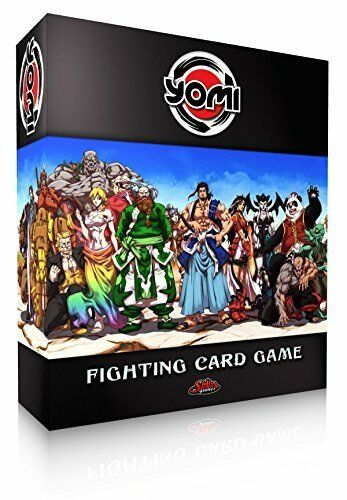 Game salute Yomi EX PowerUp card Game Board Game (m3R)
