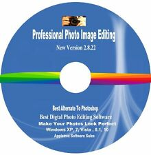 Professional Photo Editor & Image Editing Software --2017 New Version