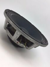 "Electro Voice 12"" Speaker 812-0297, EVS12, S200, New Recone Kit Installed"
