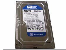 """WD WD3200AAJS 320GB 8MB Cache 7200RPM SATA2 3.5"""" Desktop Hard Drive -PC,CCTV DVR"""