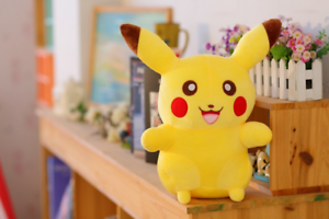 "8"" Pokemon Go to Pikachu Plush Filled Animals Cute Plush Dol"
