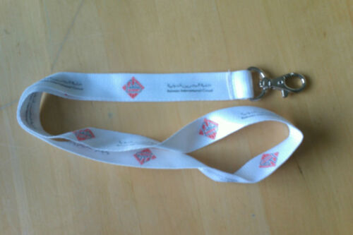 5 x LANYARDS from BAHRAIN INTERNATIONAL CIRCUIT - F1 A1 GP RALLY ENDURANCE Etc