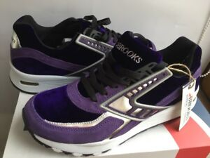 a85ed94b Image is loading NWT-Brooks-Heritage-Regent-USA-Sneakers-men-039-