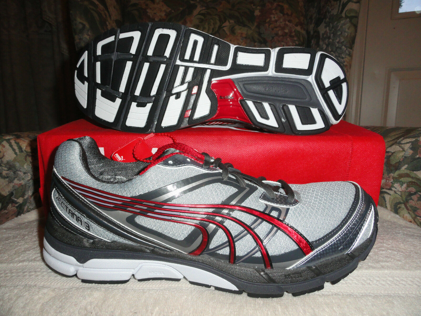 PUMA Complete Vectana 3 Running Sneakers 7.5 Price reduction