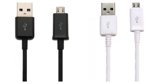 Original Samsung Schnellladekabel Kabel Micro USB Kabel 1m / 1,5m Schwarz / Weiß