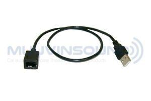 OE USB Port Retention for Aftermarket Radio Installation AXXESS AX-TOYUSB