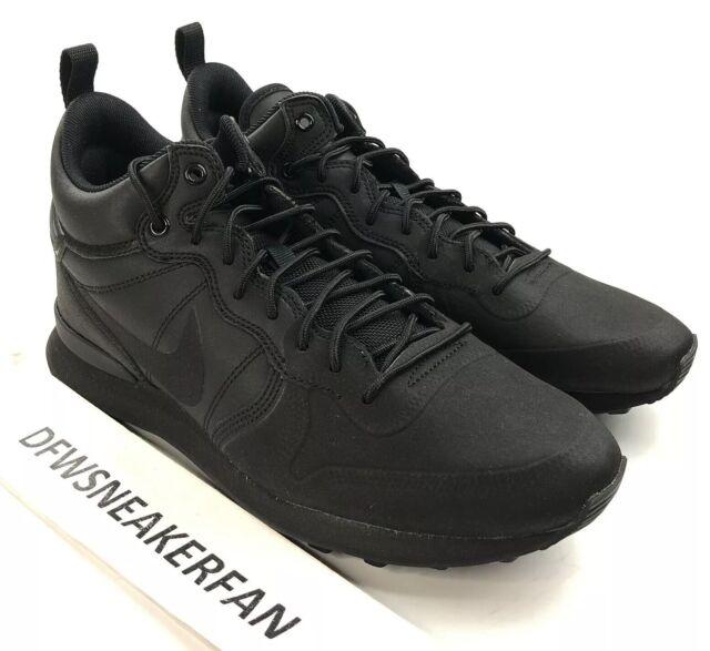 nike internationalist mid leather w schoenen