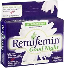 Remifemin Good Night Tablets 21 Tablets (Pack of 2)