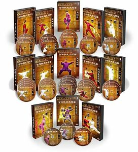 Out-of-Print-Chen-Style-Tai-chi-Collection-Series-by-Chen-Xiaowang-27DVDs
