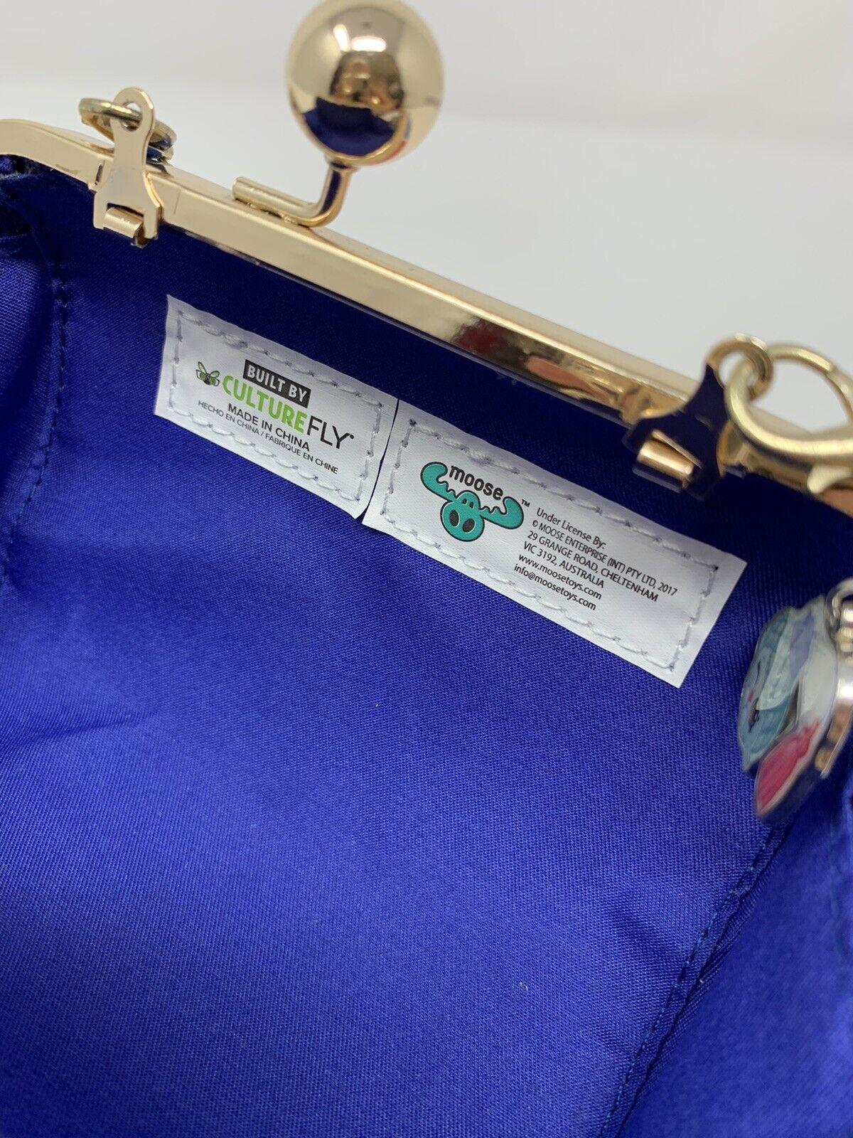 Shopkins BRITNEY Purse Union Jack Shoulder Bag wi… - image 9