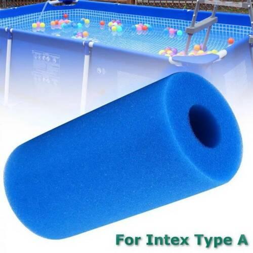 UK Reusable Swimming Pool Filter Foam Sponge  For Intex Type A H