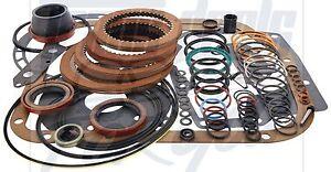 Chrysler Dodge A500 40RH 42RH 42RE 44RE Red Eagle Transmission Rebuild Kit 92-On