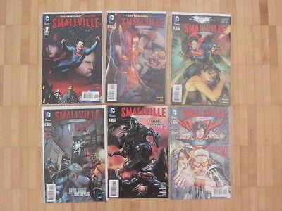 Smallville  (Season 11)  1 - 9 zur Auswahl  US  DC Comics