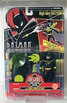 BAT2 PACK OF 10 Toy Shield Protective Cases Kenner Batman Deluxe 90s