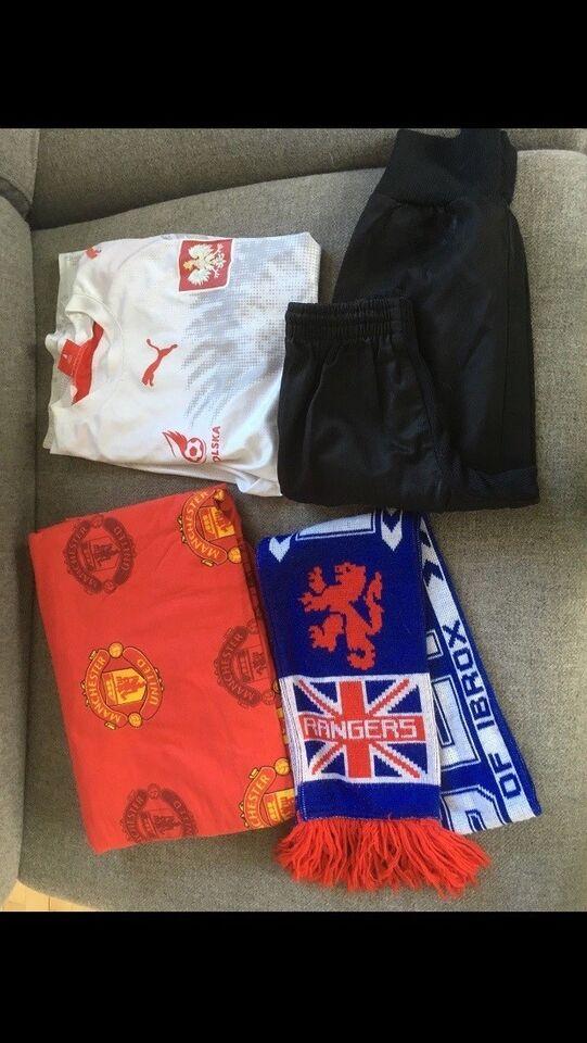 Sportstøj, Fodboldbluser, Diverse
