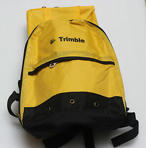 NEW-Trimble-Backpack-GPS-GNSS-Receivers-Protective-Bag-GPS-Double-Shoulder-Bag