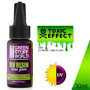 Resina-de-UV-30ml-efecto-toxico-Lima-FLUOR-idoneth-deepkin-warhammer