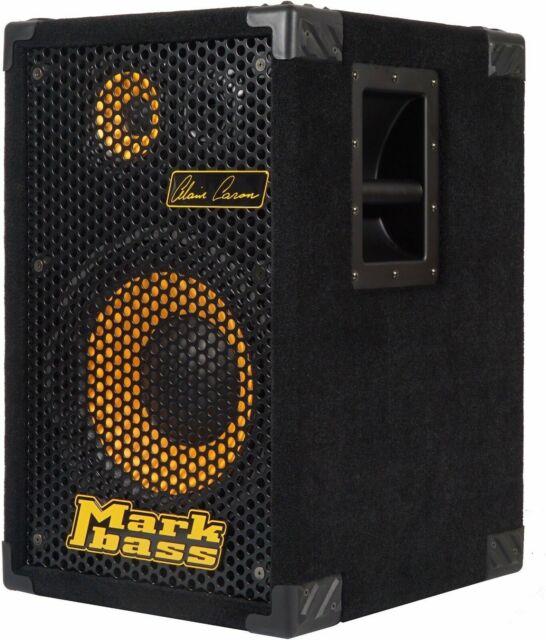 mark020p Tuki Padded Amp Cover Markbass Standard 104HR Speaker Cabinet
