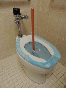 toilet plunger splash cover muli color box of 3 pieces patent pending. Black Bedroom Furniture Sets. Home Design Ideas
