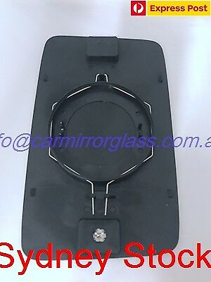 LEFT PASSENGER SIDE HEATED MIRROR GLASS FOR IVECO DAILY 2000-2006
