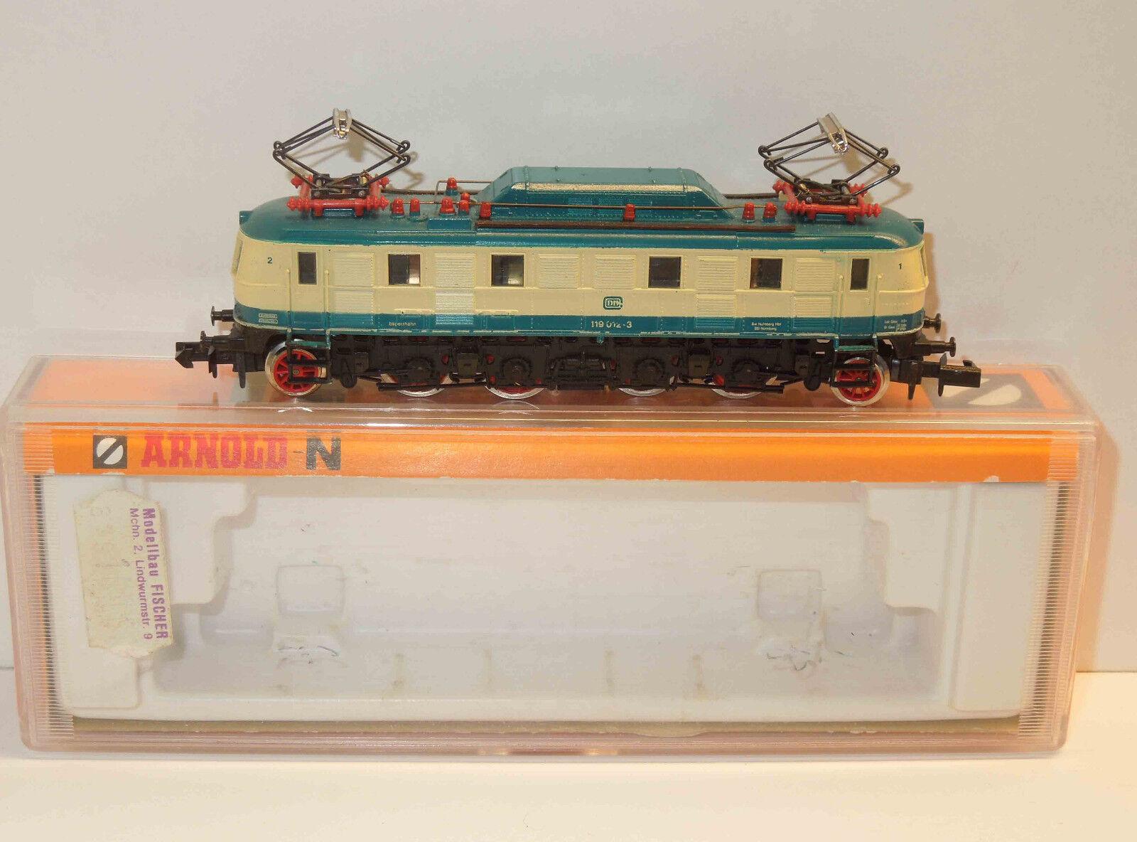 tienda de bajo costo Arnold pista n 2452 e-Lok e-Lok e-Lok br 119 de la DB azul beige  ganancia cero