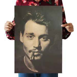 Johnny Depp Pirates of the Caribbean Captain Jack Sparrow Poster Wallpaper