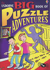 Big Book of Puzzle Adventures by Usborne Publishing Ltd (Paperback, 2002)