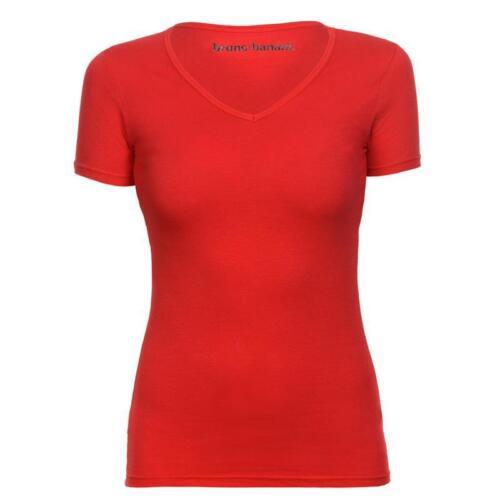 Bruno Banani V Shirt Smoothly Cotton Farbwahl XS-XL 3307-1346 NEU
