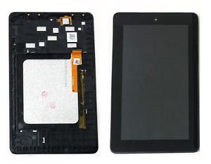 """Amazon Kindle Fire HD SV98LN 5th Gen 7/"""" 2015 Tablet Touch Digitizer LCD Display"""