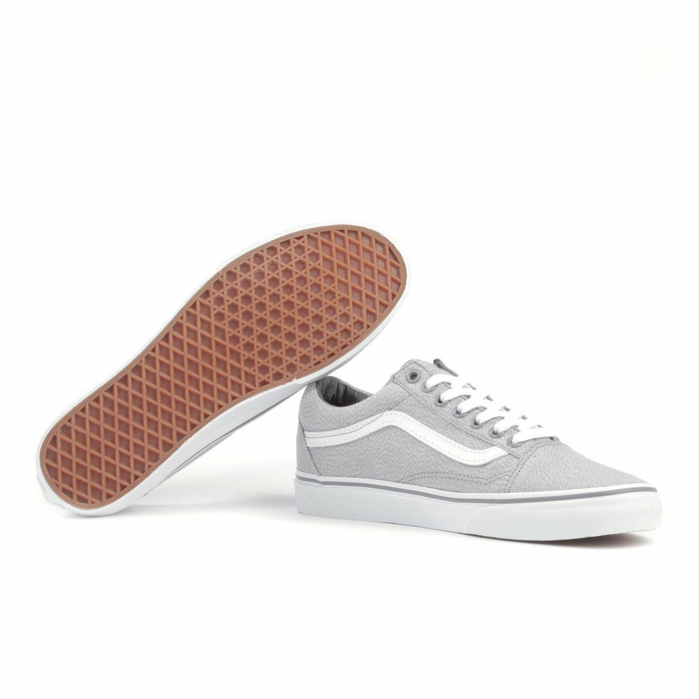 Vans Old Skool Suiting Frost VN0A38G1MVB Brand New MSRP 60