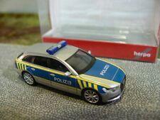 1/87 Herpa Audi A6 Avant Autobahnpolizei Sachsen Anhalt 092586