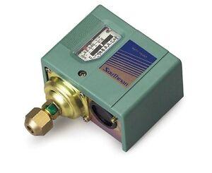 Ssns-110 140psi un puerto de refrigeración del compresor de aire ajustable Interruptor de presión