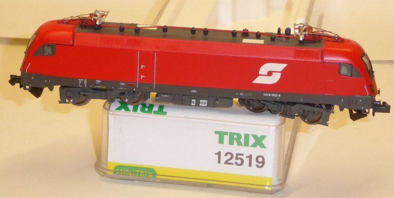 Minitrix 12519 electric locomotive rh 1016 taurus le obb ep.5 6 well preserved