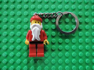 100% De Qualité Lego Porte Clé Key Chain Santa Père Noël 3953 Rar-ger Key Chain Santa Weihnachtsmann 3953 Rar Fr-fr Afficher Le Titre D'origine Handicap Structurel
