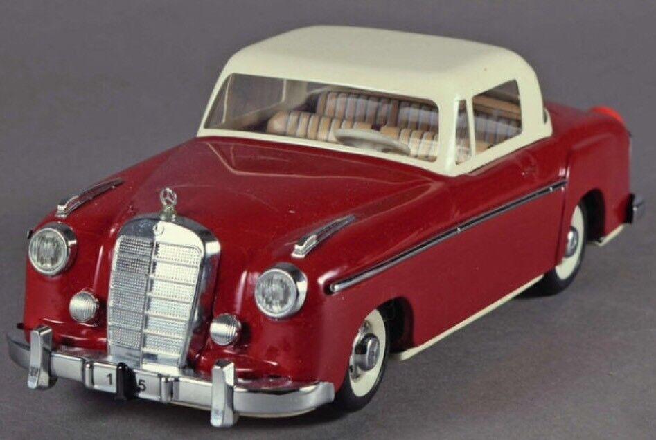 Mercedes star for schuco toys 220 s se 5720 5308 elektro 1085 rollfix 1957