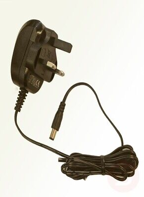 Hoover 49037664 Battery Charger Plastic Black