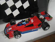 1:18 Brabham Alfa Roméo BT45B C. Pace 1977 110770108 MINICHAMPS OVP NEW