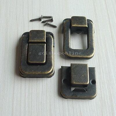 2 6 12 Toggle Case Catch Latch Trunk 4 Drawbolt Closure Box chest Suitcase Bag B