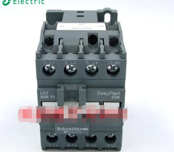 1PC   new Schneider    LC1N3810M5N AC220V